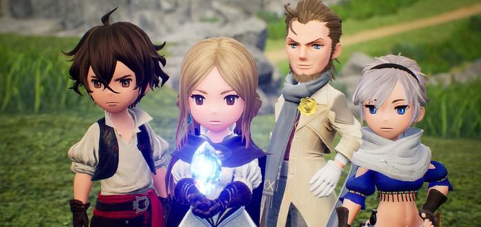 Облачный Control, дата релиза Bravely Default 2, трейлер No More Heroes 3 — Главное из нового выпуска Nintendo Direct Mini
