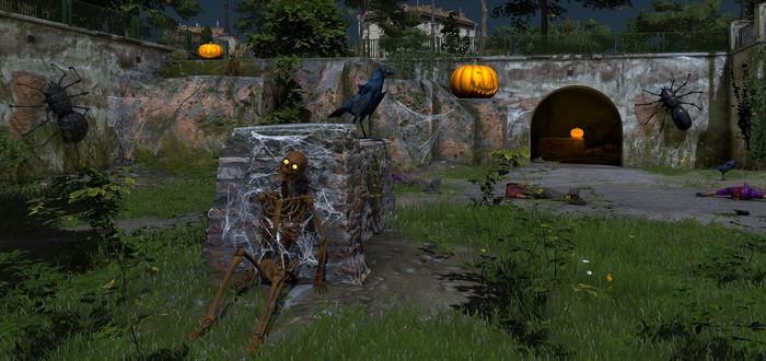 Serious Sam 4 получила новый патч с хэллоуинским контентом