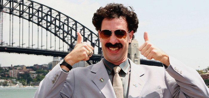 "Amazon заплатила 80 миллионов долларов за права на ""Борат 2"""