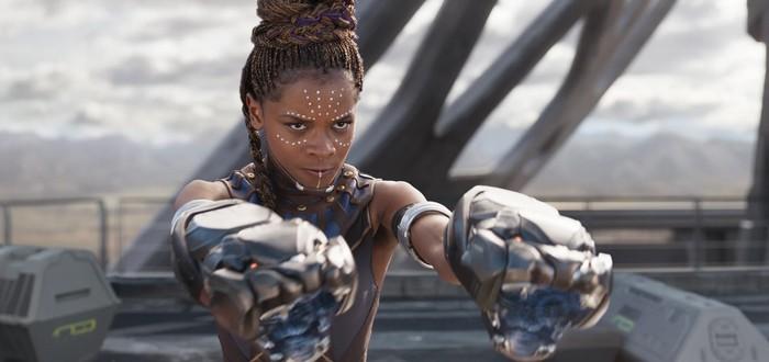 Летишия Райт: Фильм про супергероинь Marvel — вопрос времени