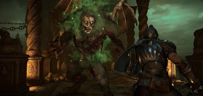 Второй геймплейный трейлер ремейка Demon's Souls
