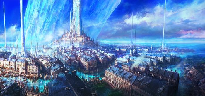 Square Enix представила игровую карту Final Fantasy XVI