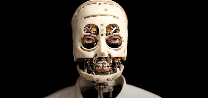 Disney показала робота с реалистичными движениями головы и глаз
