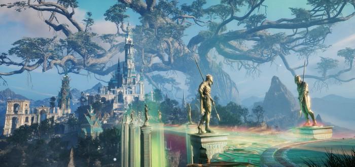 Основы скандинавской мифологии в новом трейлере Assassin's Creed Valhalla