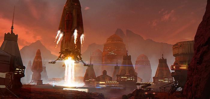 Илон Маск заявил, что колония на Марсе не будет подчиняться законам Земли