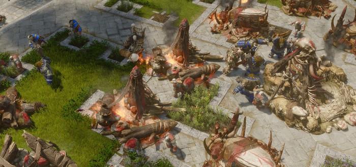 Сюжетный трейлер дополнения SpellForce 3: Fallen God