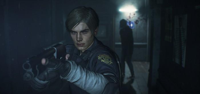 Актер, сыгравший Леона в Resident Evil 2, показал фото со съемок новой игры