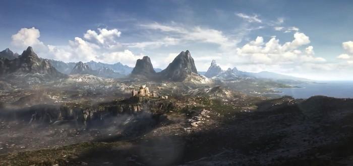 Starfield без мультиплеера, переработанный Creation Engine — главное из интервью с Тоддом Говардом