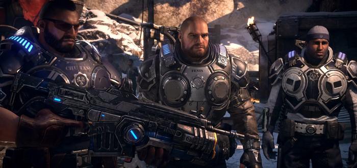 60 FPS, загрузки по 8 секунд и сниженная задержка ввода — Digital Foundry про Gears 5 для Xbox Series X