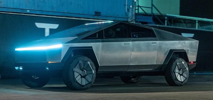 Tesla покажет обновленный Cybertruck примерно через месяц
