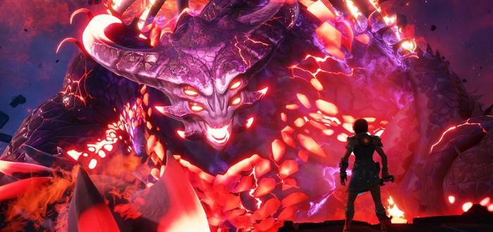 В Immortals Fenyx Rising нельзя сразу же убить финального босса