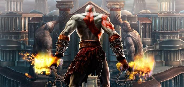 Энтузиаст превратил God of War 2 в качественный ремастер