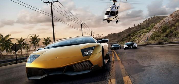 Полицейские погони в геймплее ремастера Need for Speed: Hot Pursuit