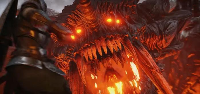 Новый State of Play посвящен геймплею ремейка Demon's Souls