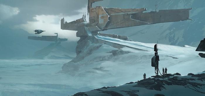 Фантастические миры: Martin Deschambault