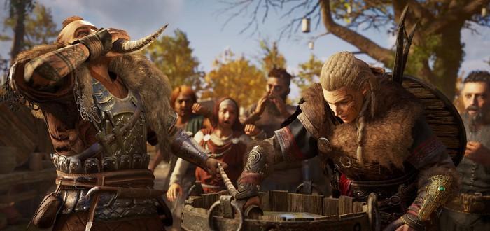 Assassin's Creed Valhalla не работает в 60 FPS 4K на RTX 3090