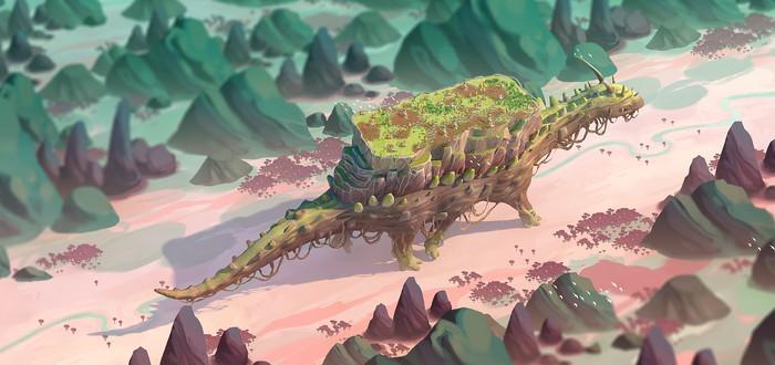 The Wandering Village собрала на Kickstarter в 4 раза больше, чем просили разработчики