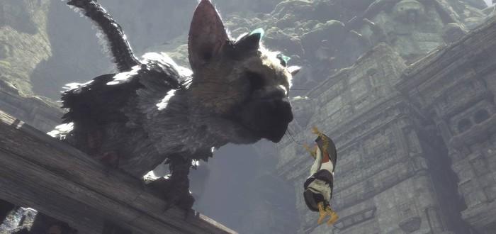Дисковая версия The Last Guardian без патчей работает на PS5 в 60 FPS