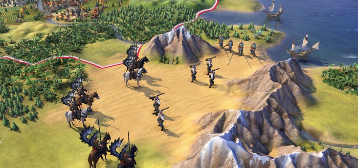 """В ноябре в Civilization 6 появится Вавилон, режим """"Герои и легенды"""" и многое другое"""