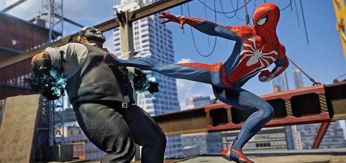 Видео: 17 минут геймплея Spider-Man Remastered для PS5