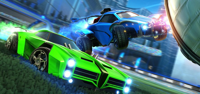 Rocket League на Xbox Series получит два режима графики, на PS5 — только один