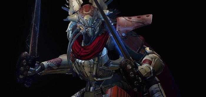 Destiny – создание статуи Падшего