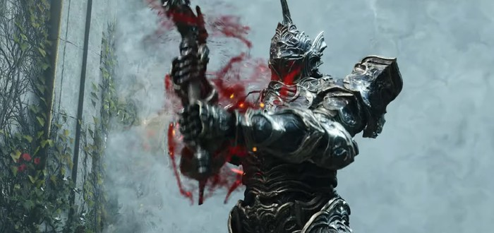 Релизный трейлер и геймплей Demon's Souls