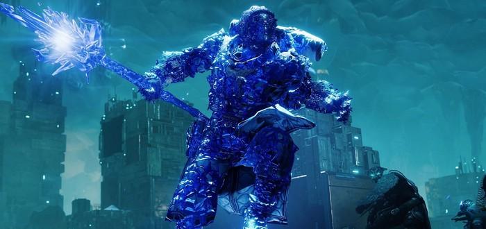 Глитч в Destiny 2 позволяет бесконечно использовать суперспособность Стазиса