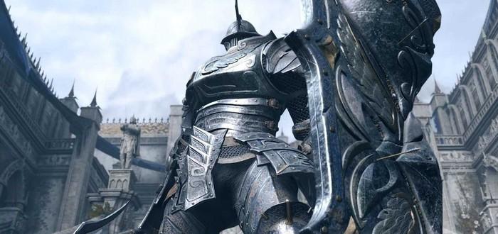 Видеосравнение оригинала и ремейка Demon's Souls