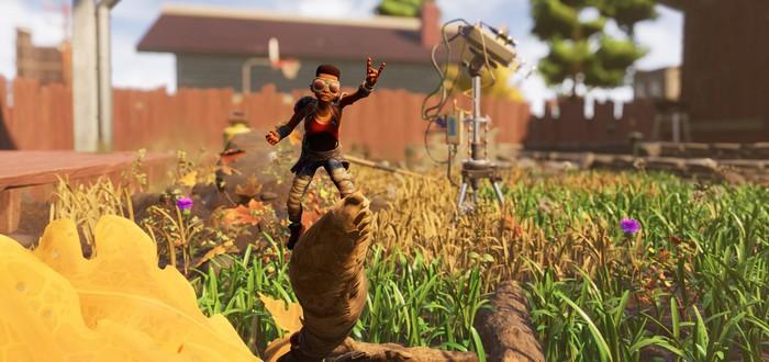 Grounded получила бесплатные выходные в Steam до 16 ноября