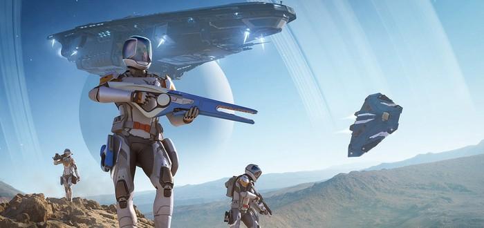 Разработчики Elite: Dangerous рассказали о боевой системе и живом мире в дополнении Odyssey