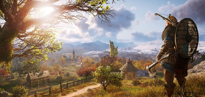 Гайд Assassin's Creed Valhalla — как получить Экскалибур