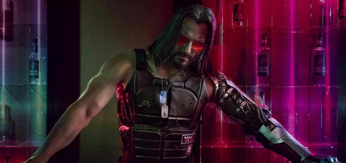 В мире Cyberpunk 2077 есть свой Киану Ривз, не связанный с реальным актером