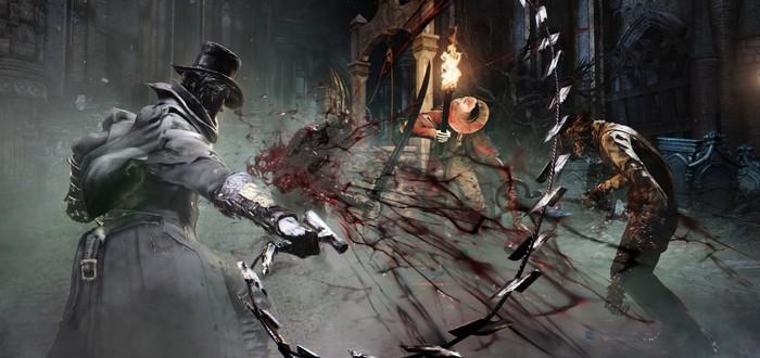 Энтузиаст сделал трость-хлыст из Bloodborne