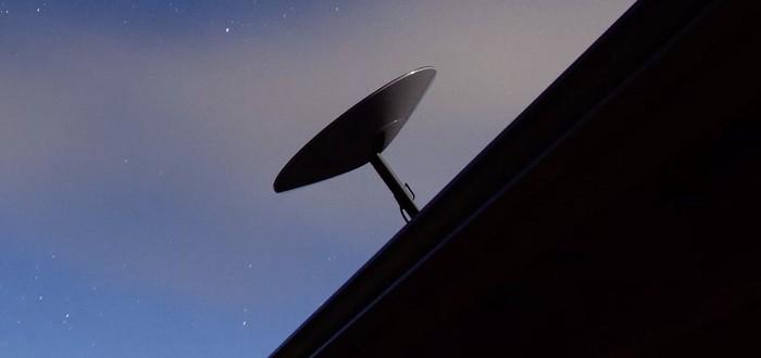 Интернет Starlink работает стабильно на морозе и при сильном ветре