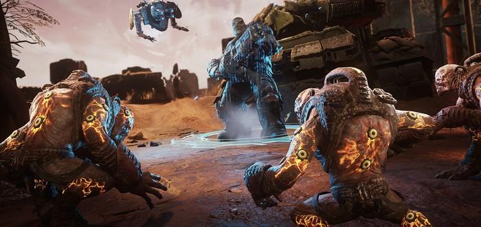 Трейлер новой операции Gears 5 — добавлены карты, персонажи и многое другое
