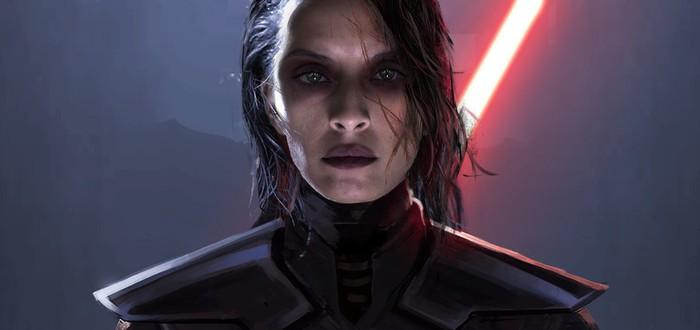 """Гигантский Йода и """"голые"""" уровни — разработчики Jedi: Fallen Order поделились видео о создании игры"""