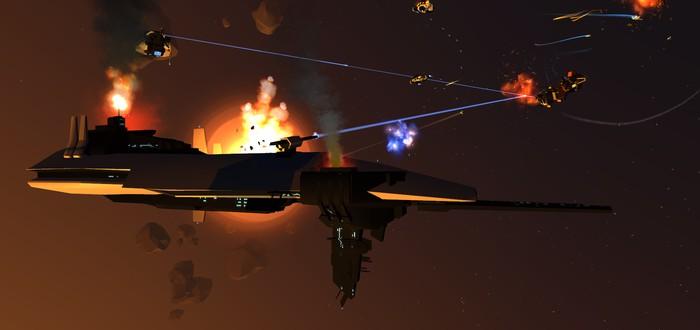Новый трейлер Enemy Starfighter