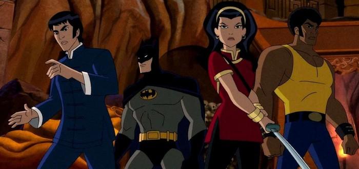 Бэтмен в 70-х — первый трейлер мультфильма Batman: Soul of the Dragon