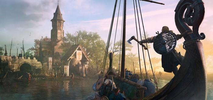 Три часа пешком — размеры Англии в Assassin's Creed Valhalla