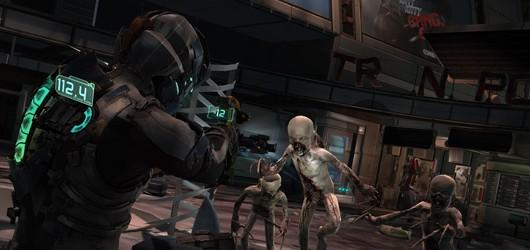 Dead Space 2 на GamesCom: видео и скриншоты