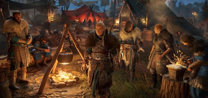 Гайд Assassin's Creed Valhalla — как пройти испытание мухомора в Грентебриджшире