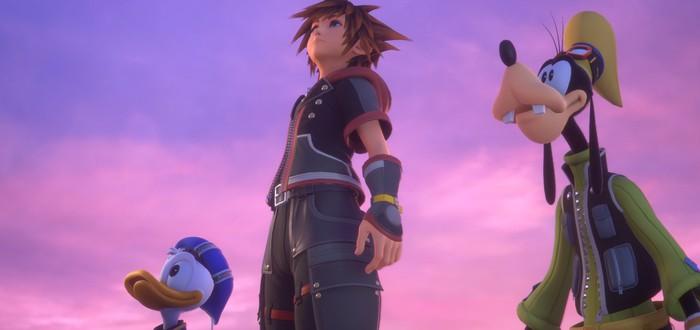 Тэцуя Номура: Полноценная номерная часть Kingdom Hearts выйдет нескоро