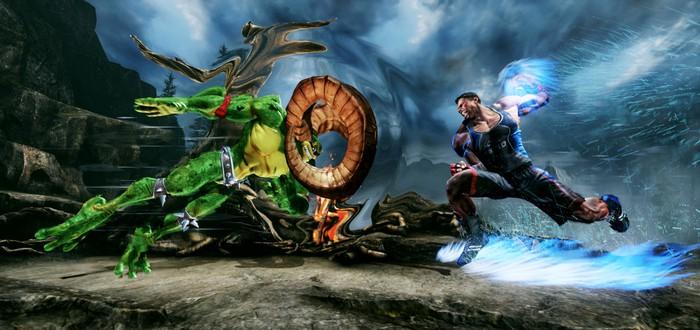 Iron Galaxy работает над мультиплеерной игрой с системой ближнего боя