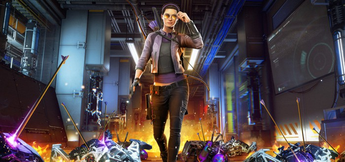 Дополнение с Кейт Бишоп для Marvel's Avengers выйдет 8 декабря