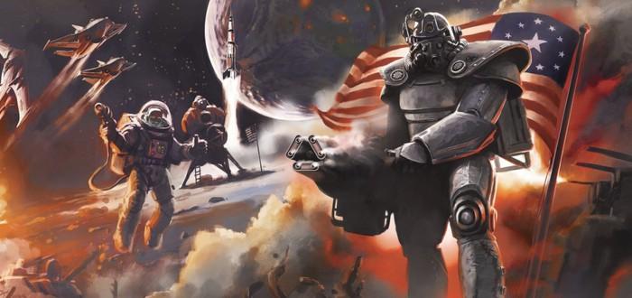 История Братства Стали в новом трейлере Fallout 76