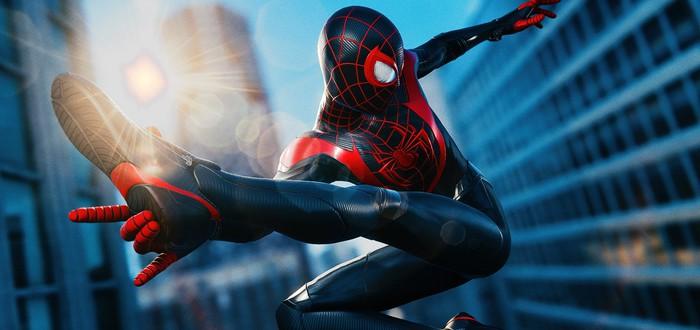 UK-чарт: Miles Morales — самая продаваемая стартовая игра для PS5