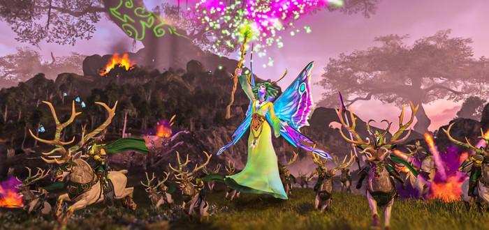 Первый геймплей дополнения The Twisted & The Twilight для Total War: Warhammer 2