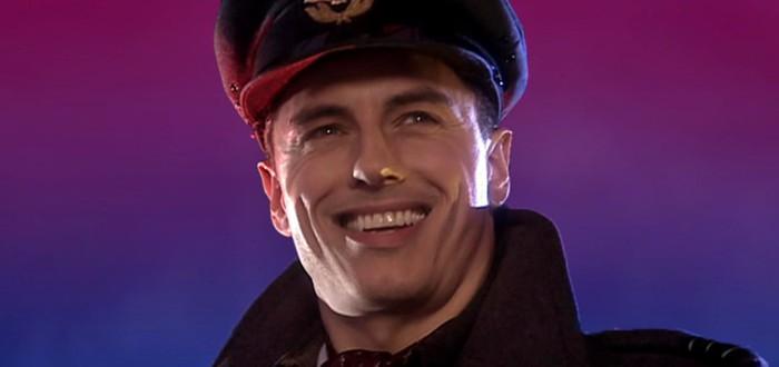 """Джон Барроумен вернется к роли капитана Джека в праздничном эпизоде """"Доктора Кто"""""""