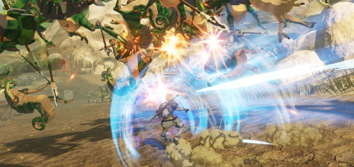 Поставки Hyrule Warriors: Age of Calamity оказались рекордными для жанра мусоу